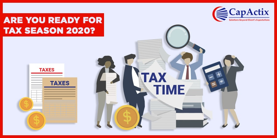 Are You Ready for Tax Season 2020? - 5 Steps to Prepare Your CPA Firm for Efficient Tax Time
