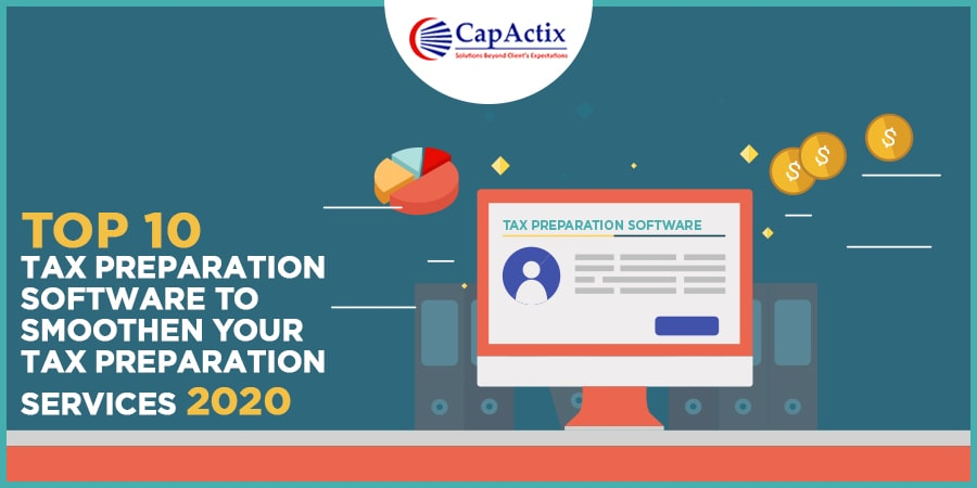 For Smoother Tax Preparation Services 2020 - Top 10 Tax Software