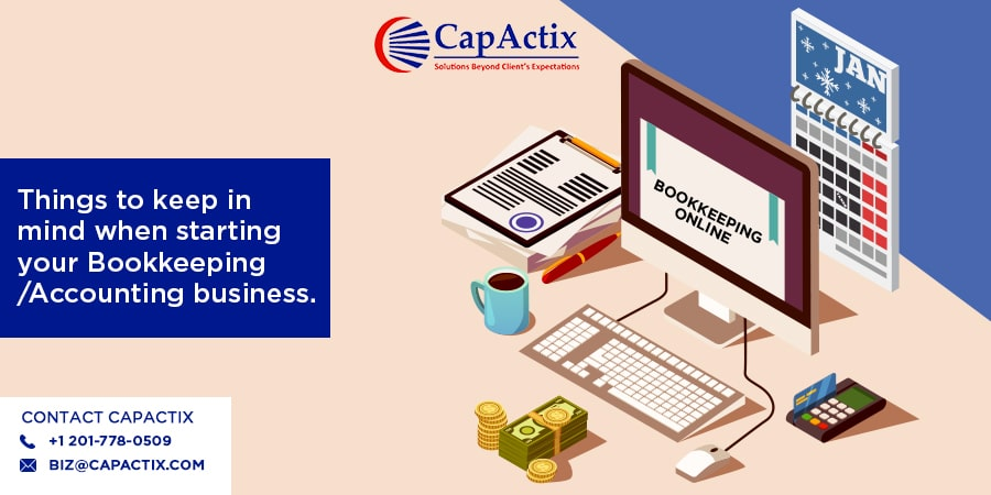 Things to Consider Before Starting a Bookkeeping or Accounting Business