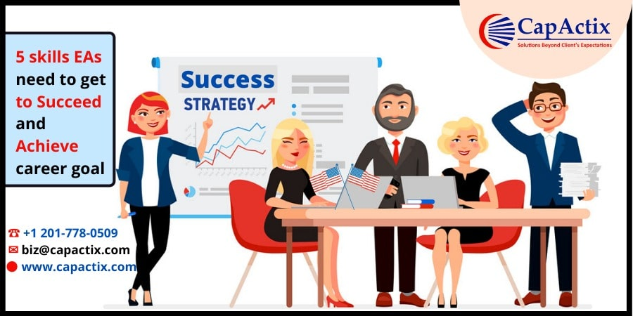 5 Skills EAs Need to Get Success in the Career