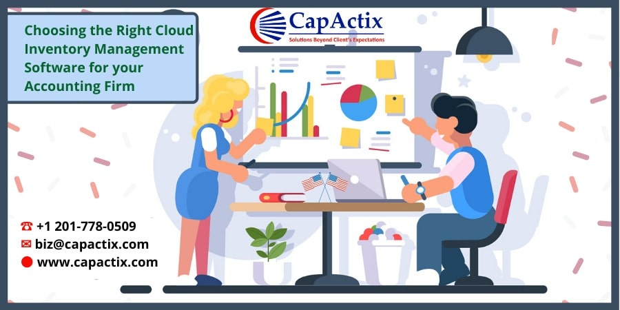How to Select the Best Cloud Inventory Management Software for your Accounting Firm?