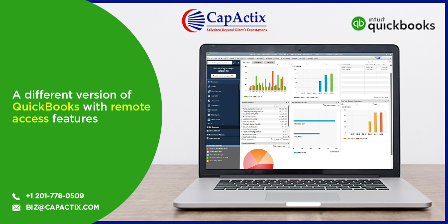 A Different QuickBooks Versions with Remote Access Features