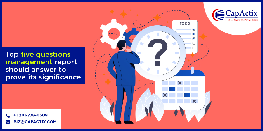 Top 5 Questions in Accounting Management Report