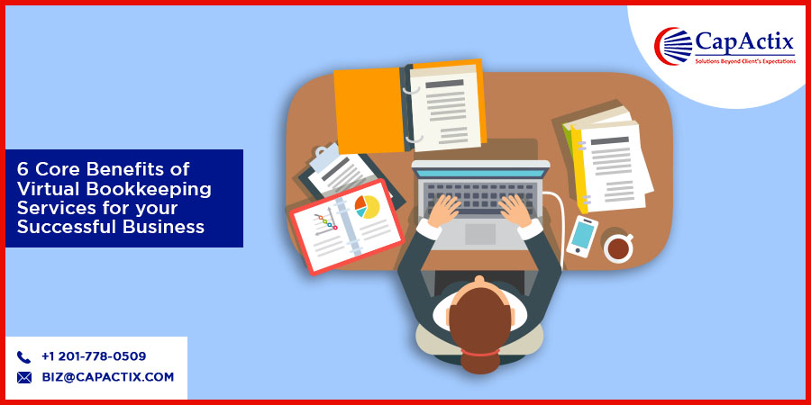Benefits of Virtual Bookkeeping Services