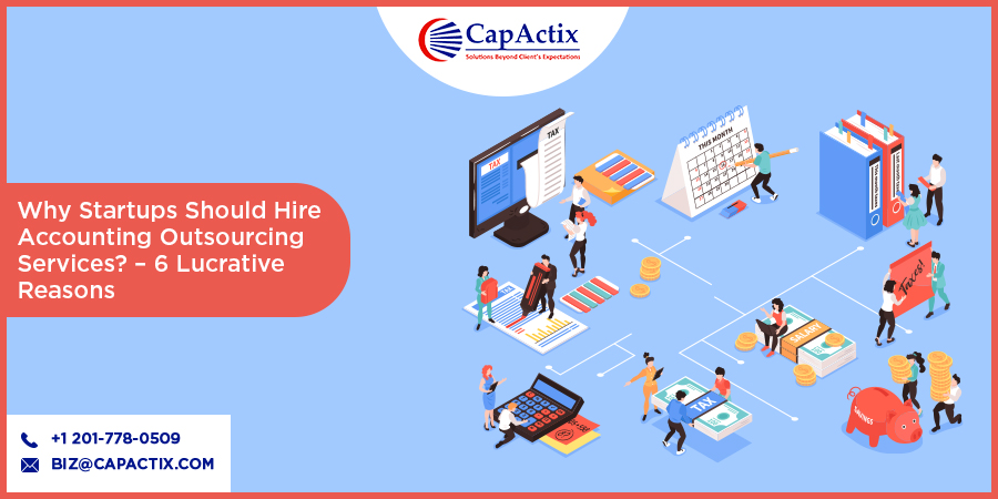 Startups Should Hire Accounting Outsourcing Services
