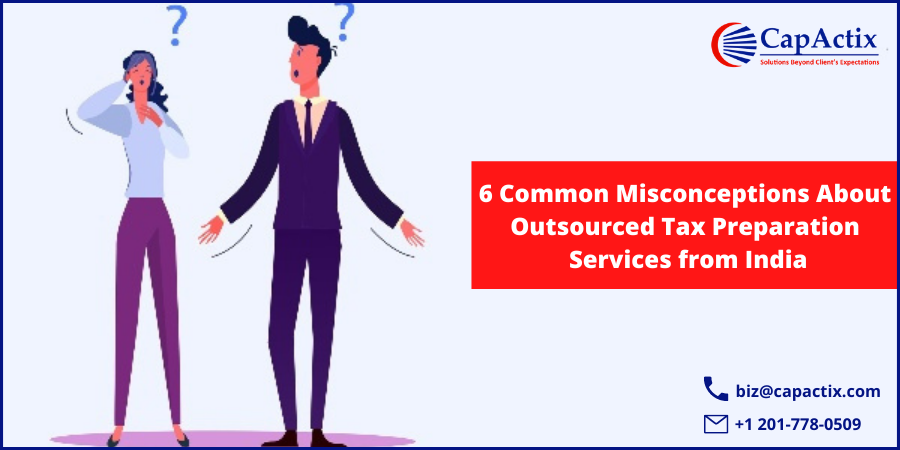 Misunderstood people outsourced tax preparation services from India