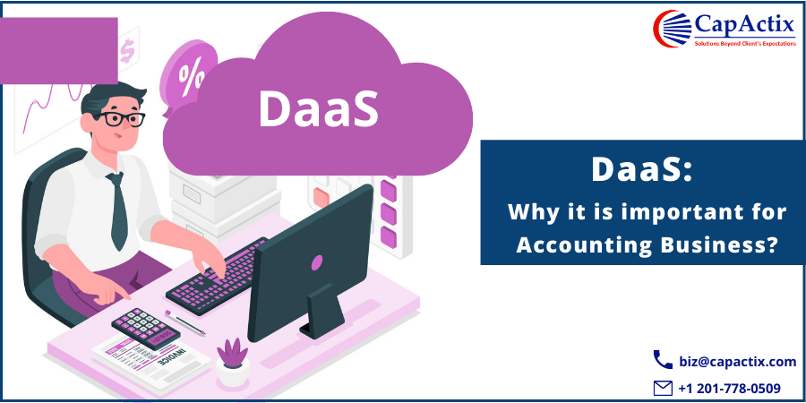 Why DaaS is Important for Accounting Business