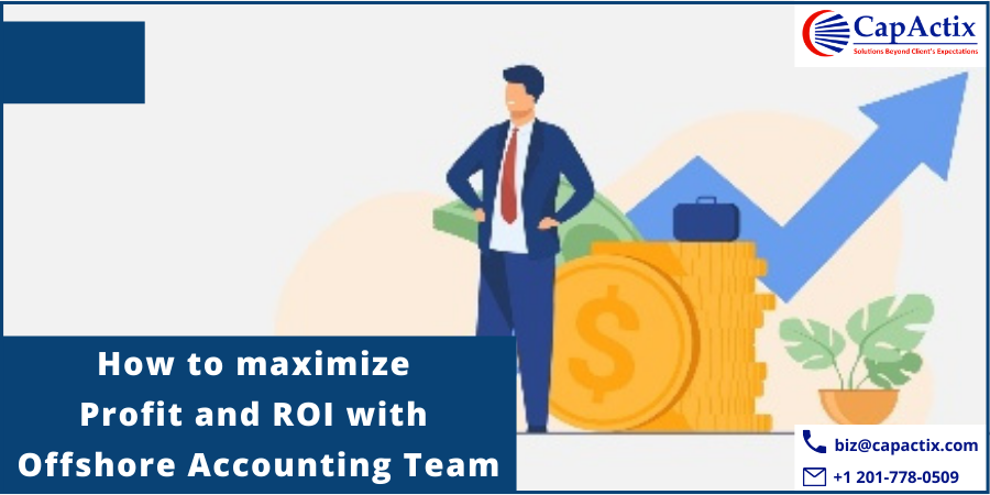 Maximize your Profit and ROI with Offshore Accounting Team