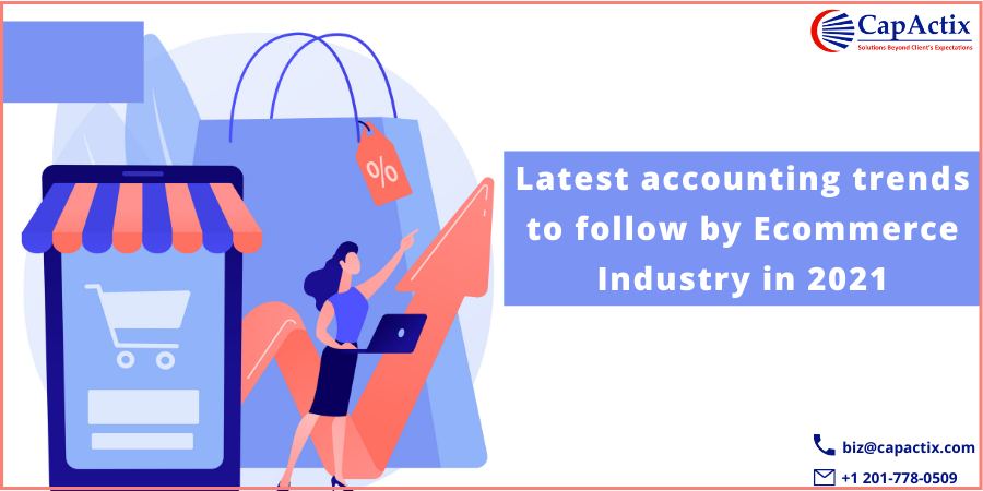 Ecommerce accounting trends