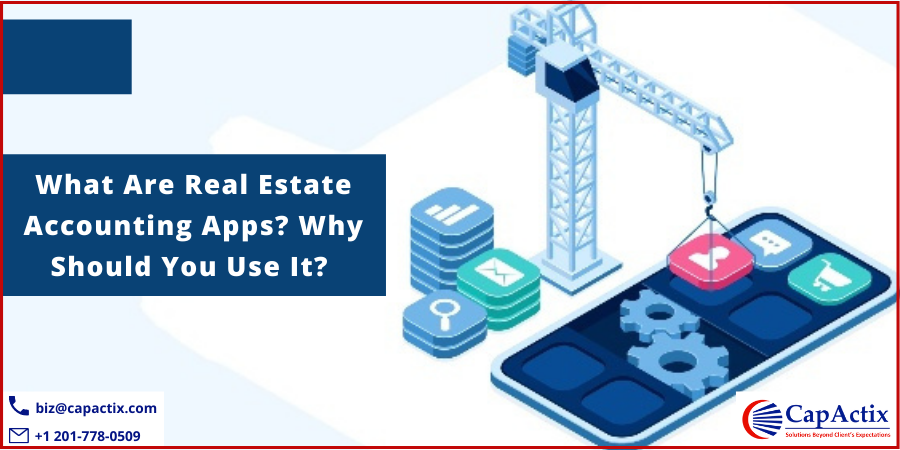 Real estate Accounting Apps