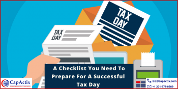 A Checklist You Need To Prepare For A Successful Tax Day