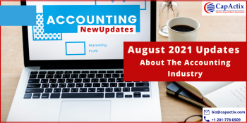 August 2021 Updates About The Accounting Industry